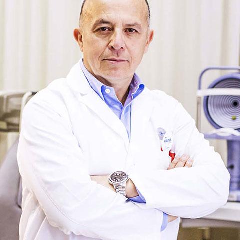 Dr. Salvatore Dolci, Oftalmologo, medico chirurgo